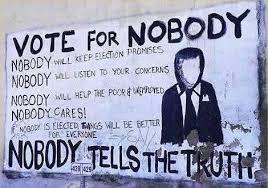 Nobody tells truth